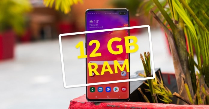 12 лучших смартфонов с 12 GB оперативной памяти