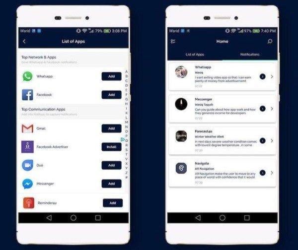 5 лучших Android приложений для чтения удаленных сообщений WhatsApp
