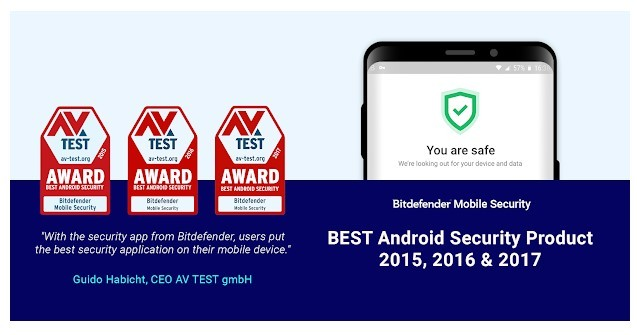 5 лучших приложений безопасности Android с функцией веб-защиты