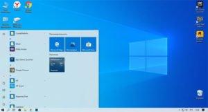 Как изменить стиль меню «Пуск» в Windows 10