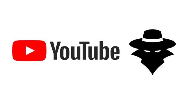 Как скрыть историю просмотров в приложении YouTube