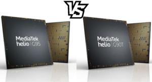 Read more about the article Сравнение MediaTek Helio G95 и Helio G90T