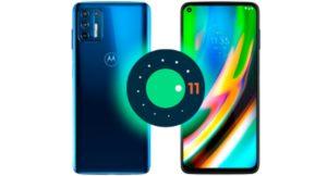 Получит ли ваш смартфон Motorola Android 11?