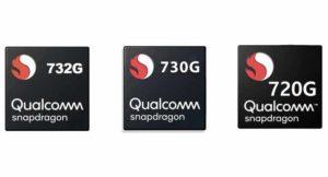 Сравнение Snapdragon 732G, Snapdragon 730G и Snapdragon 720G