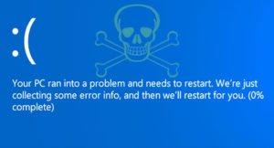 Read more about the article Как исправить ошибку BSOD на компьютере с Windows 10
