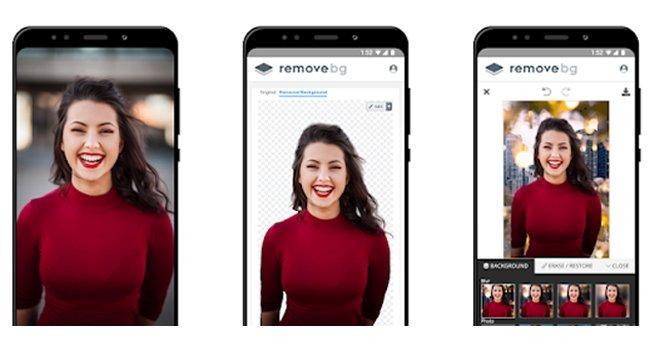 Как легко и быстро удалить фон фотографии на Android