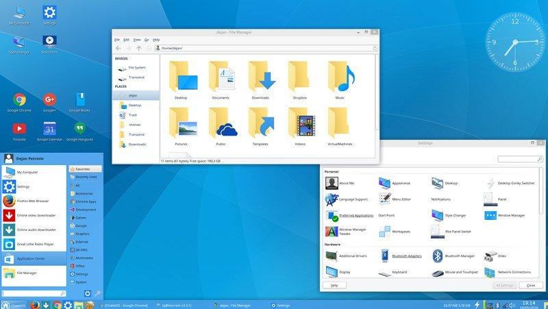 10 лучших дистрибутивов Linux для пользователей Windows