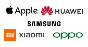 10 крупнейших мировых компаний-производителей мобильных устройств