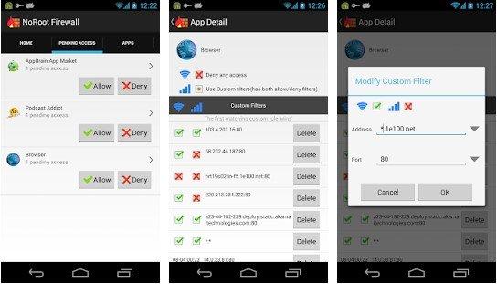 5 лучших бесплатных брандмауэров для Android
