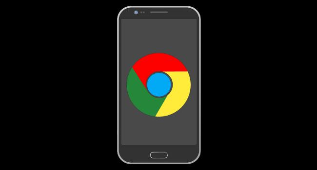 Как отключить сетку и группы вкладок в Chrome для Android