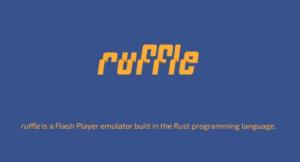 Ruffle: эмулятор, возвращающий Adobe Flash Player