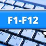 Что делают функциональные клавиши F1-F12 в Windows 10