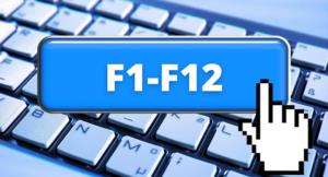 Read more about the article Что делают функциональные клавиши F1-F12 в Windows 10