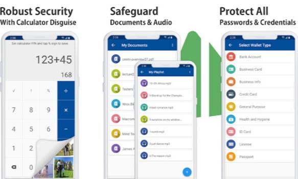 8 лучших бесплатных Android-приложений для блокировки папок и файлов