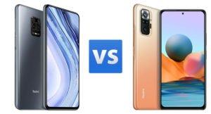 Read more about the article Xiaomi Redmi Note 9 Pro или Xiaomi Redmi Note 10 Pro, какой лучше купить