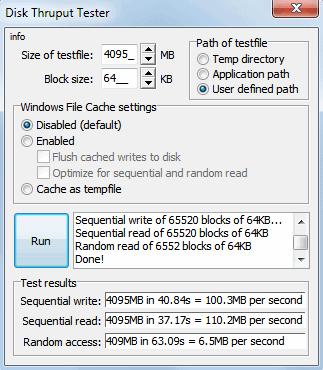 9 бесплатных инструментов для проверки скорости вашего USB-накопителя