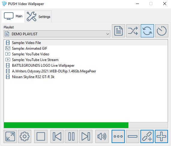 Как бесплатно установить живые обои и анимированные фоны на рабочий стол в Windows 10