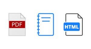Read more about the article Как сохранить файл блокнота в формате PDF или HTML в Windows 10