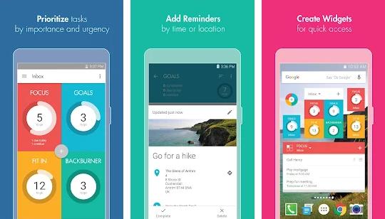 7 бесплатных приложений-напоминаний для Android