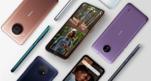 Read more about the article Список устройств Nokia, которые получат обновление Android 12