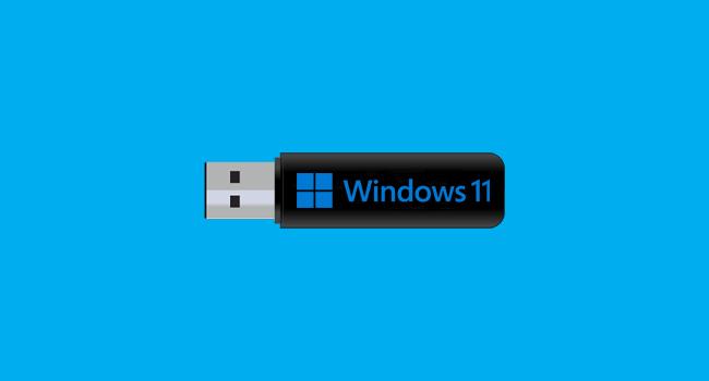Read more about the article Как создать загрузочный USB-накопитель с Windows 11