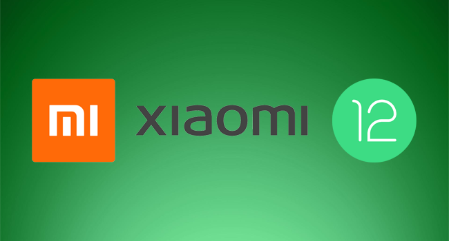 Read more about the article Смартфоны Xiaomi, которые обновятся до Android 12