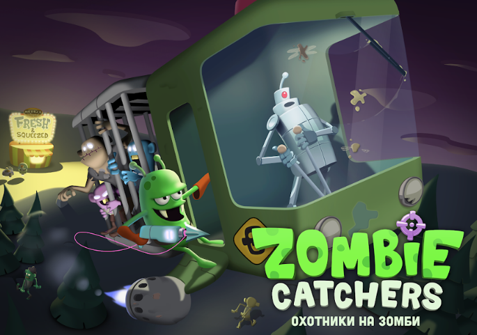 Лучшие игры про зомби для Android